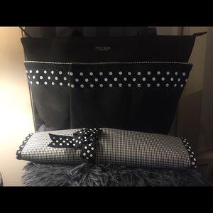 kate spade Accessories - Kate Spade Diaper Bag